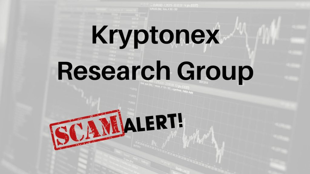 Kryptonex scam